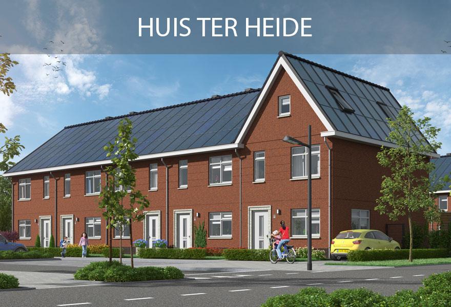 Groenwoningen Fonds - woningen Huis ter Heide