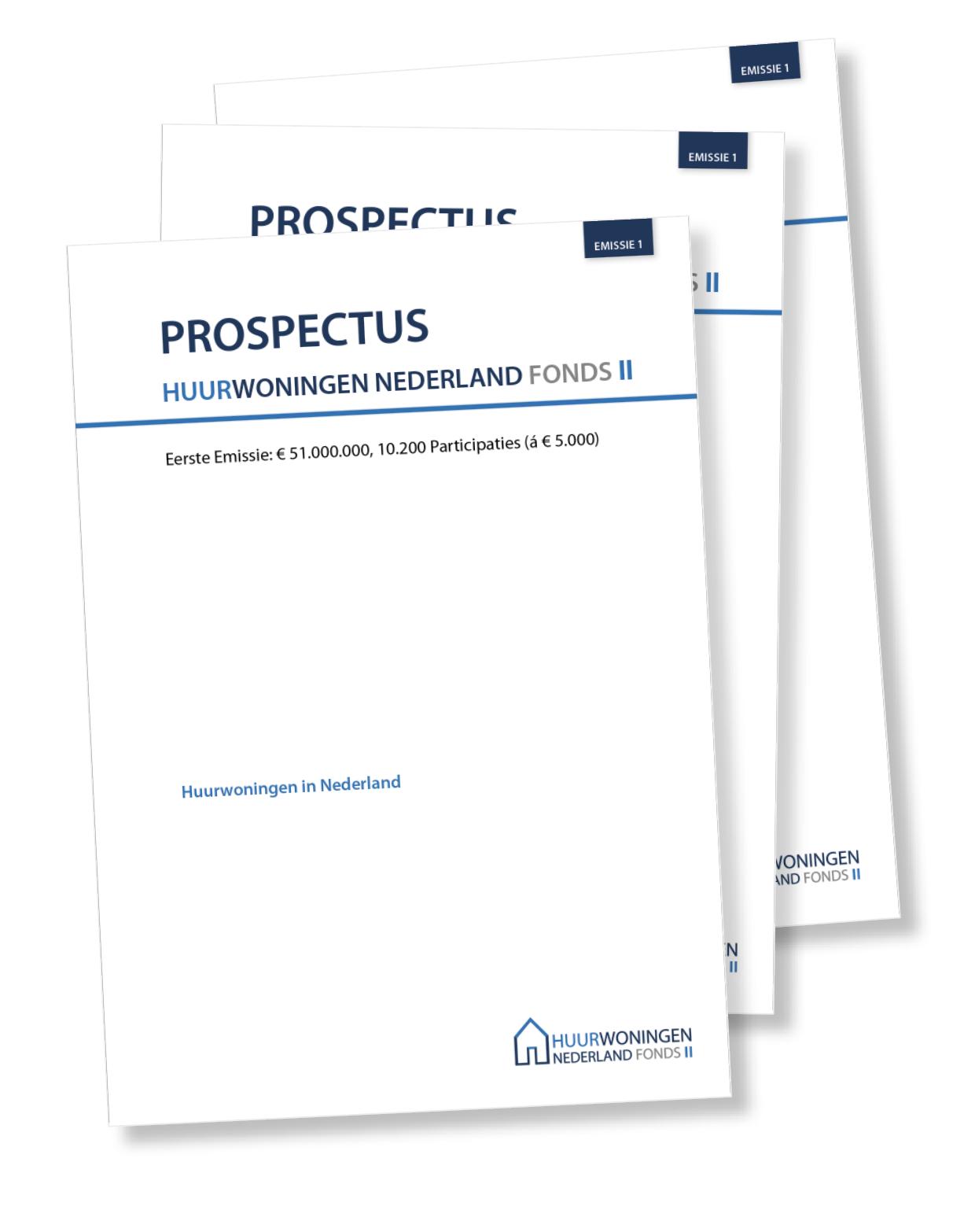 Huurwoningen Nederland Fonds 2 prospectus