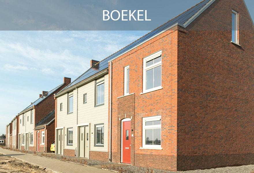 Huurwoningen Nederland Fonds - woningen Boekel