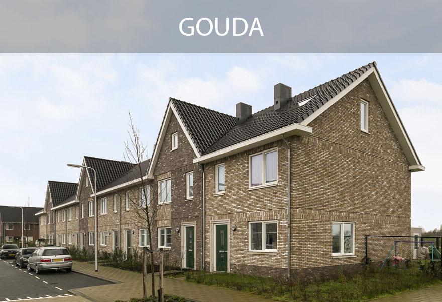Huurwoningen Nederland Fonds - woningen Gouda