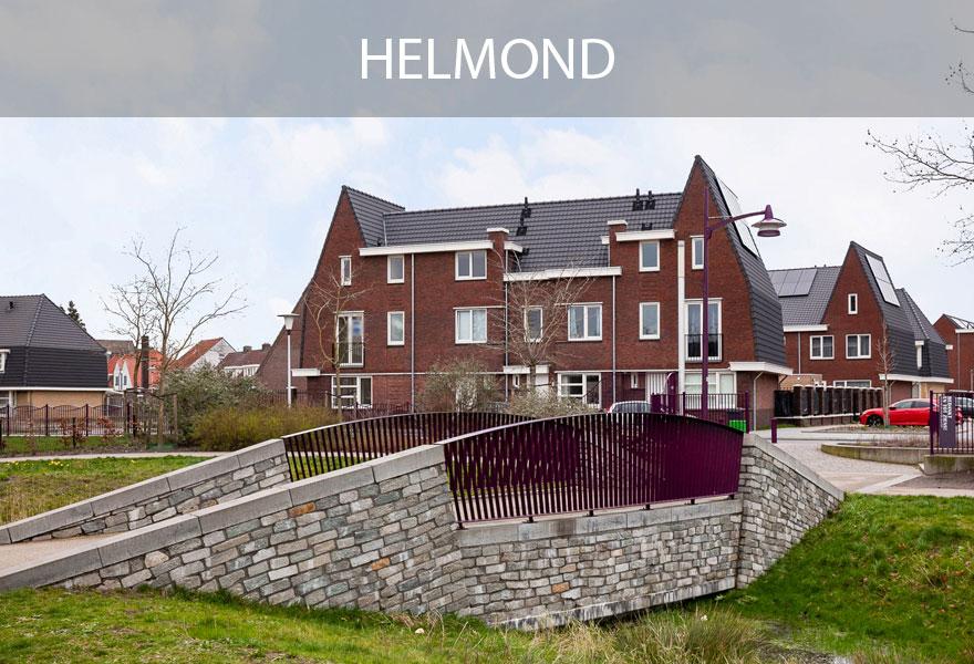 Huurwoningen Nederland Fonds - woningen Helmond