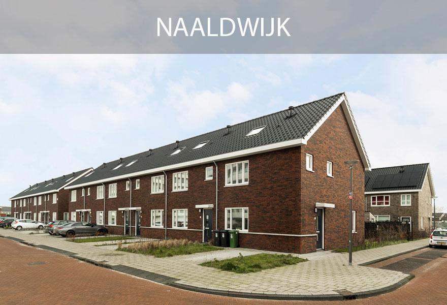 Huurwoningen Nederland Fonds - woningen Naaldwijk