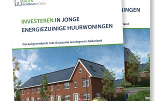 Groenwoningen Fonds brochure
