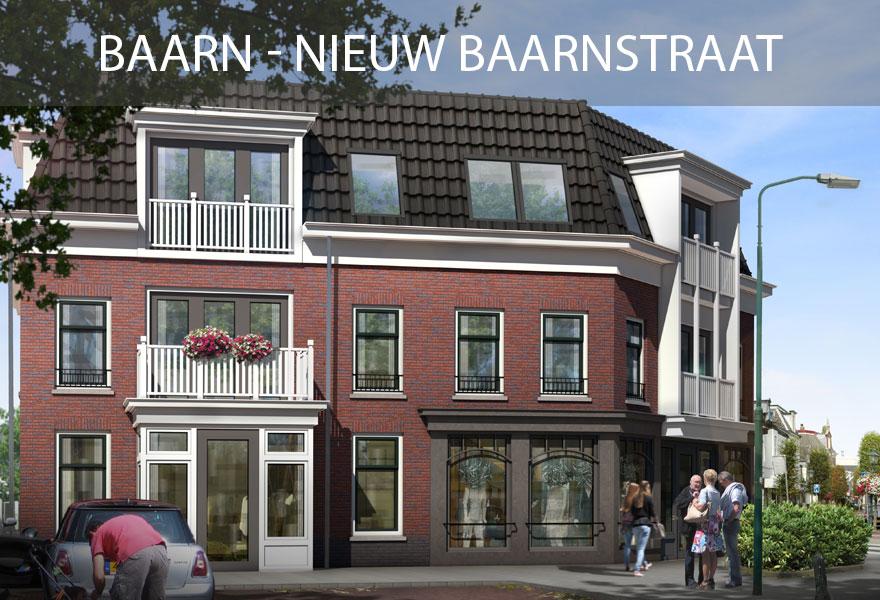 Huurwoningen Nederland Fonds - woningen Baarn Nieuw Baarnstraat