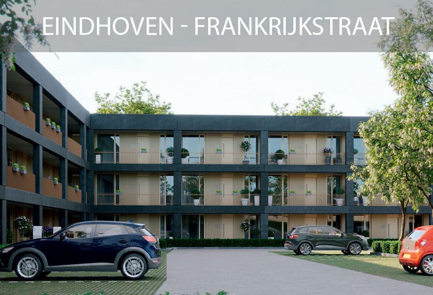 Huurwoningen Nederland Fonds 2 - woningen Eindhoven Frankrijkstraat