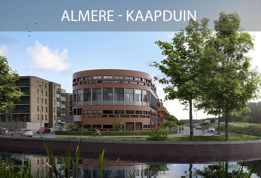 Huurwoningen Nederland Fonds 2 - woningen Almere Kaapduin