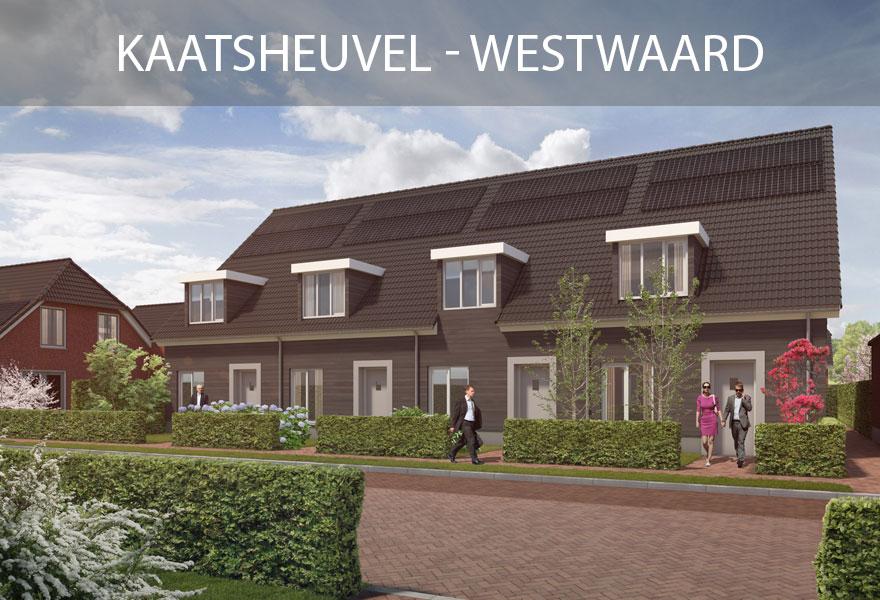Ecowoningen Fonds - woningen Kaatsheuvel Westwaard