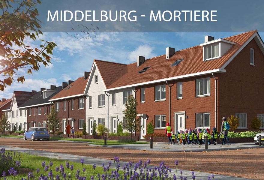 Groenwoningen Fonds - woningen Middelburg Mortiere