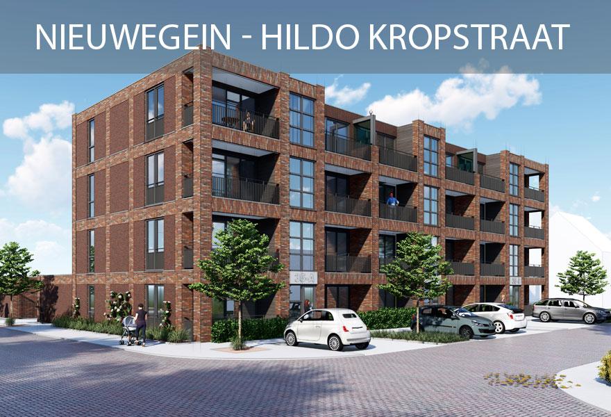 Groenwoningen Fonds - woningen Nieuwegein Hildo Kropstraat