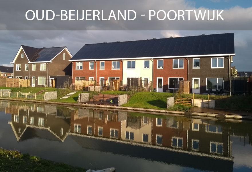 Groenwoningen Fonds - woningen Oud-Beijerland Poortwijk