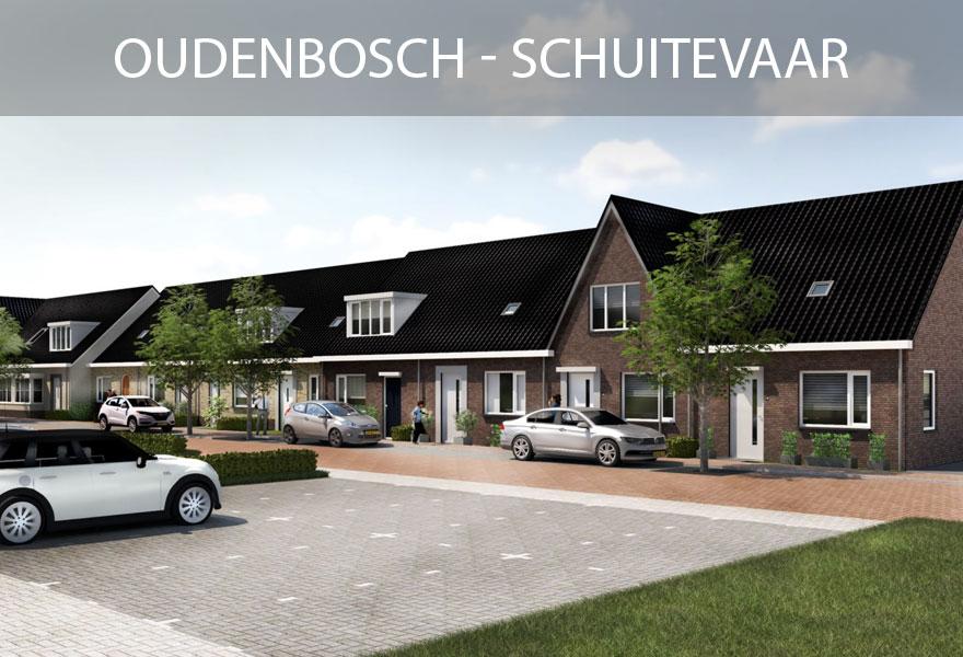 Huurwoningen Nederland Fonds - woningen Oudenbosch Schuitevaar