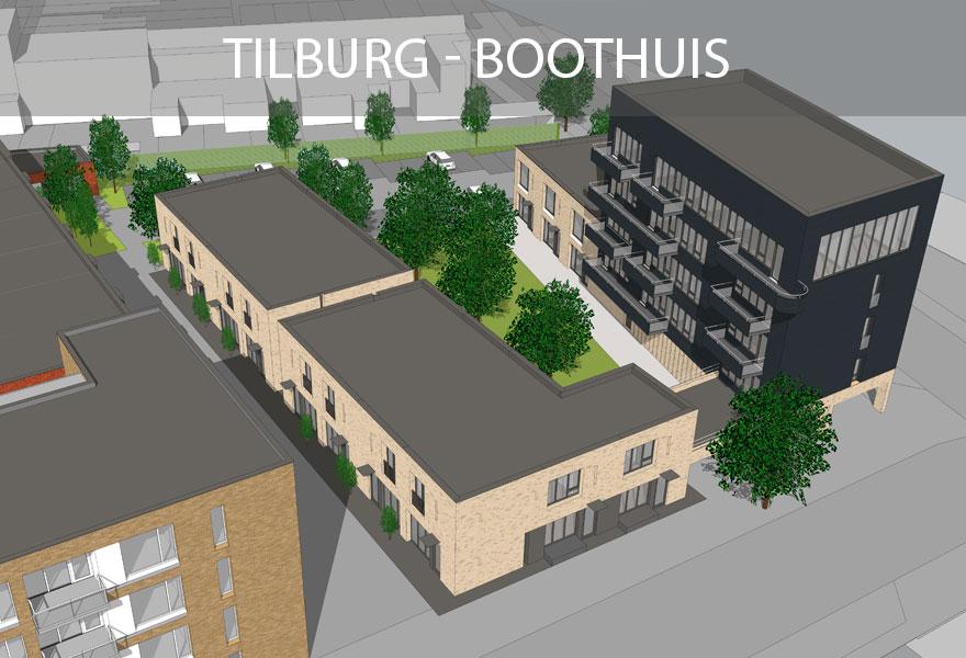Ecowoningen Fonds - woningen Tilburg Boothuis
