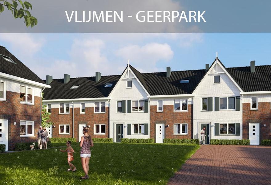 Ecowoningen Fonds - woningen Vlijmen Geerpark
