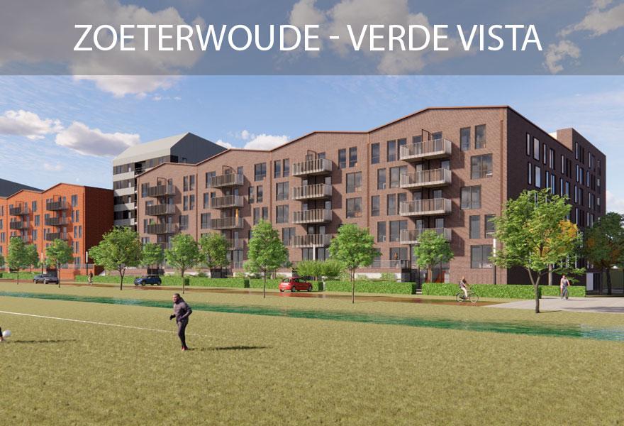 Huurwoningen Nederland Fonds 2 - woningen Zoeterwoude Verde Vista